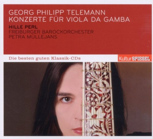 Kultur Spiegel: Die besten guten Klassik-CDs - Gambenkonzerte