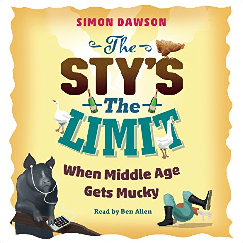 The Sty's the Limit audiobook cover art