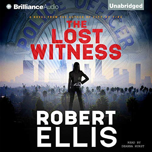 The Lost Witness audiobook cover art