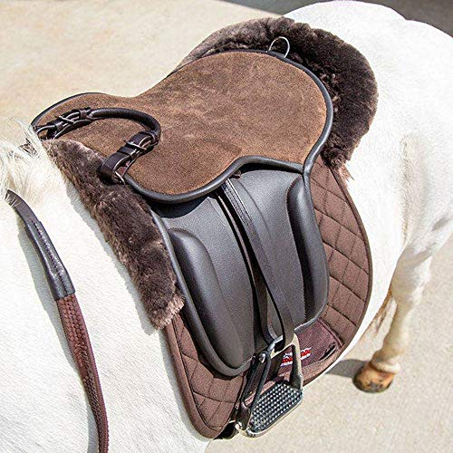 Shires Aviemore Pony Pad Black One Size