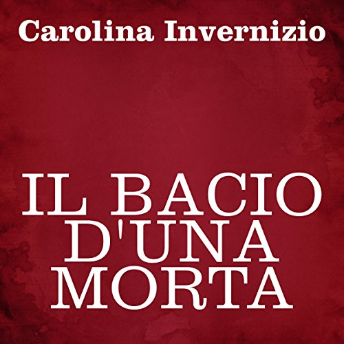 Il bacio d'una morta cover art