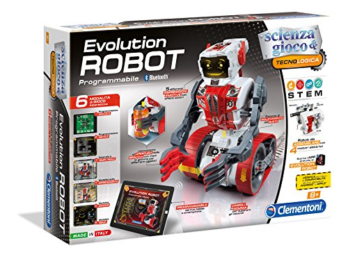 Clementoni 13197 - Evolution Robot