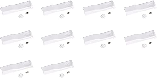10 x Quantity of Walkera Rodeo 150 150-Z-05(W) Battery Cover Holder blanc - FAST Libre SHIPPING FROM Orlando, Florida USA