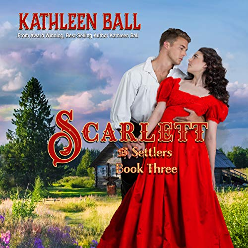 Scarlett audiobook cover art