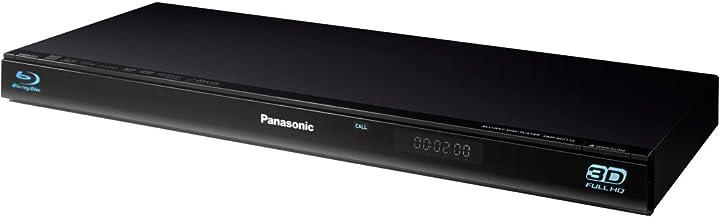 Panasonic DMP-BDT110 Wi-Fi Ready 3D/2D Blu-ray Disc Player