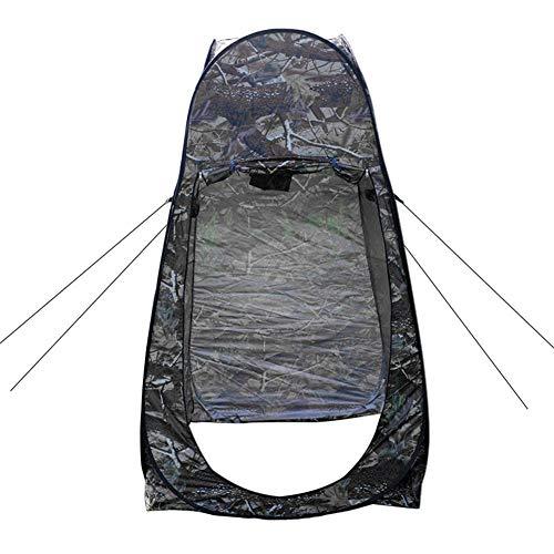 Nrkin Pop-Up Umkleidezelt, Pop Up Zelt Lagerzelt Wurfzelt, Duschzelt Toilettenzelt Camping Faltzelt,Pop Up Pod Umkleidekabine,Sichtschutzzelt Einfach Einzurichten Tragbares Außenduschzelt,