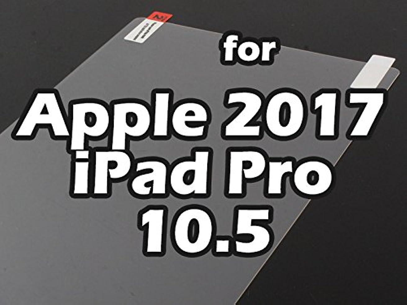 覆すピアノ散歩Apple 2017 iPad Pro 10.5インチ用 低反射 前面フィルム 液晶保護シート #マットタイプ