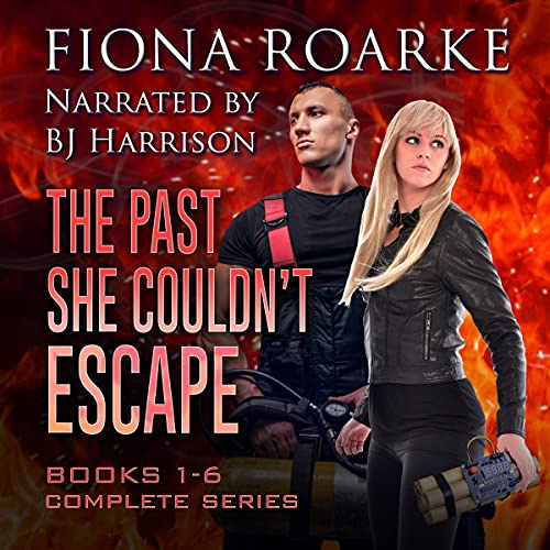 The Past She Couldn't Escape: Books 1-6 Complete Series cover art