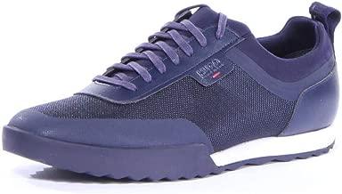 Hugo Boss Matrix_Lowp_mx Men's Sneaker (10 D US) Dark Blue