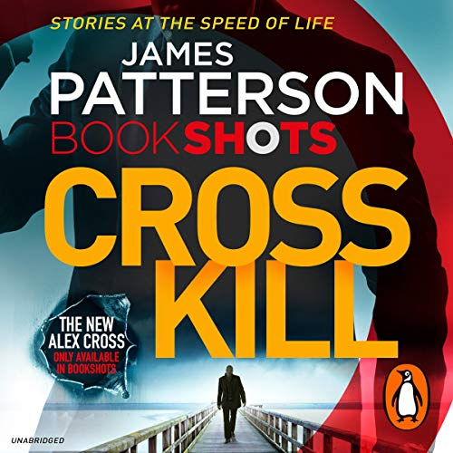 Cross Kill audiobook cover art