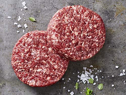 Kreutzers   Simmentaler Burger Patties Frisches Metzgerfleisch Beef   2 x 200g