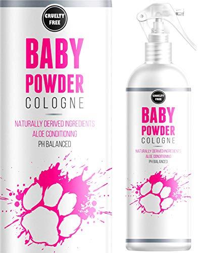 Paw Organics Perfume de Colonia en Polvo para Perros - Talcum Fresh...