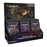 Magic The Gathering C88981000 Abenteuer in den Forgotten Realms Set Display, 30 Booster (Deutsche...