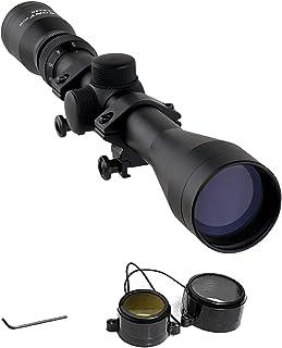 Weaver ara Actividades al Aire Libre Svbony SV185 Anillos de Riflescope 2 Piezas 1inch 24mm se Adapta a Todos Rieles Picatinny