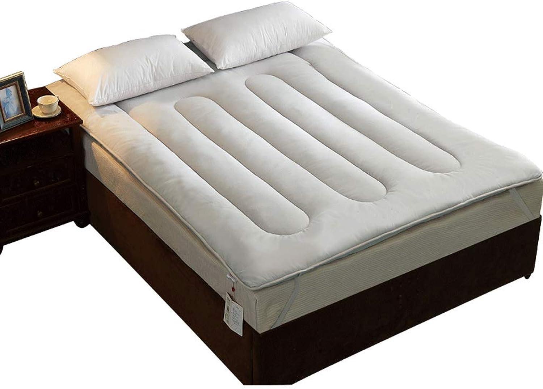 Thicken Tatami Mattress Soft Warm Double Bed Mat Living Room Bedroom Sleeping Mat Student Dormitory Mat (Size   180X200cm)