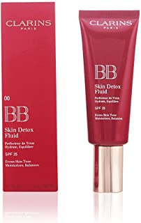 Clarins BB Skin Detox SPF25 Fluid, 01 Light, 45ml