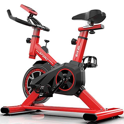 KgByy Oefening Fiets Fiets Ergometer Test Winnaar Home Trainer, Indoor Fietsen Fitness Bike, Stepless Weerstand Aanpassing met Grote Inertia Flywheel Gebruiker Gewicht Tot 150Kg