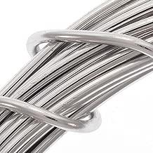 Beadaholique Aluminum Craft Wire for Craftwork, Silver