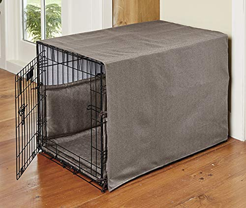 Orvis Crate Cover and Pad System, Walnut, Small