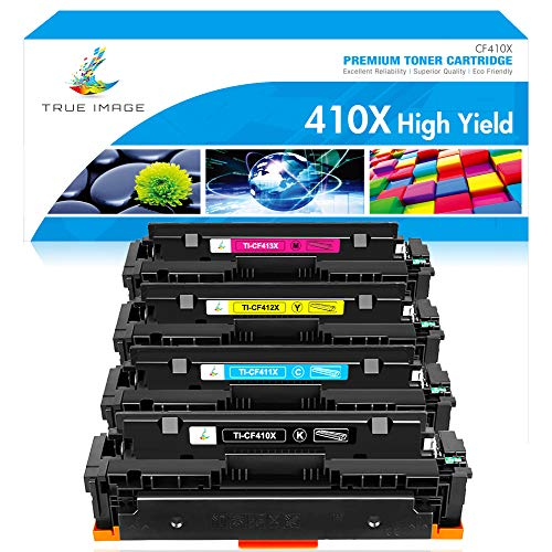 in budget affordable HP 410X 410A M477fnw True Image Compatible Replacement Toner Cartridge for HP Color Laserjet Pro…