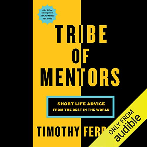 Tribe of Mentors cover art