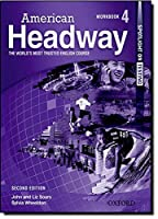 Second Edition Level 4 Workbook with Spotlight on Testing (American Headway)