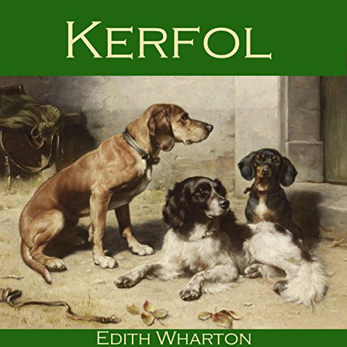 Kerfol audiobook cover art