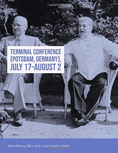 Terminal Conference (Potsdam, Germany), July 17–August 2