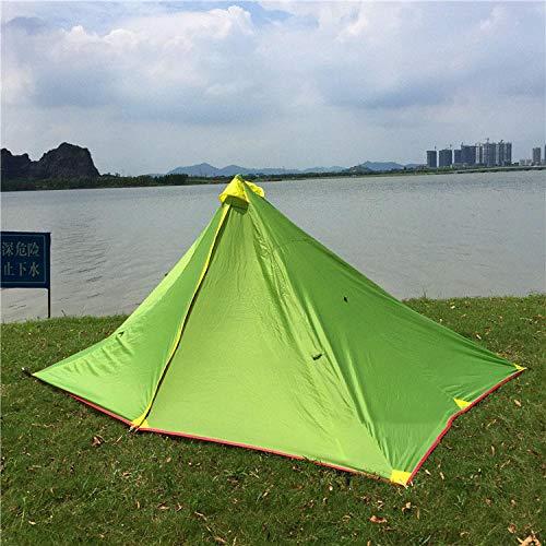 Tragbares wasserdicht Camping Zelt Popup wasserdicht UV-Schutz丨Trekkingtour丨Outdoor丨Sport丨Reisen丨StrandWinddichtes, sturmfestes, stangenloses, ultraleichtes Anti-Mücken-Zelt