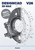 FRANZIS DesignCAD 3D MAX V26|3D Max V26|Für 2D-/3D-CAD|Professionelle CAD-Software|Für Windows...