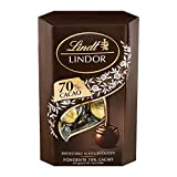 Lindt Lindor Praline, Cornet 70% Cacao, Circa 16 Praline, 200g