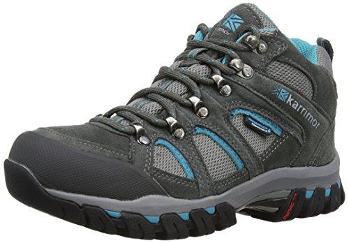 Karrimor Bodmin Mid IV Weathertite, Zapatos de High Rise Senderismo para Mujer,...