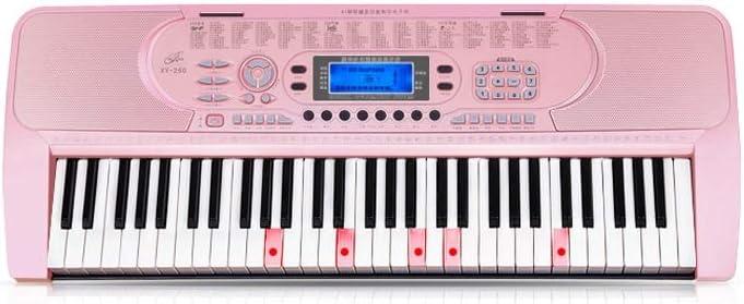 HXGL-piano Principiantes de Piano electrónico para niños ...