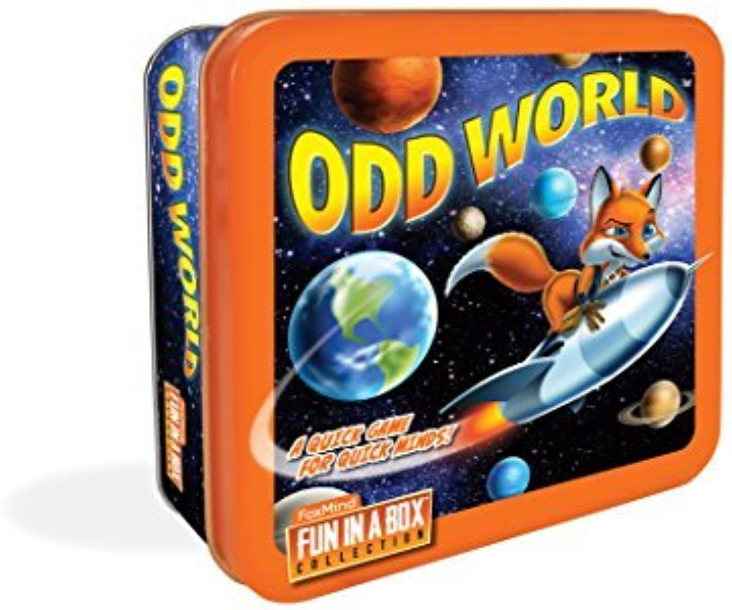 Odd World Game by FoxMind Games