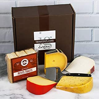Dutch Cheese Assortment in Gift Box (2 pound)