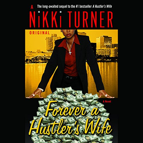 Forever a Hustler's Wife audiobook cover art