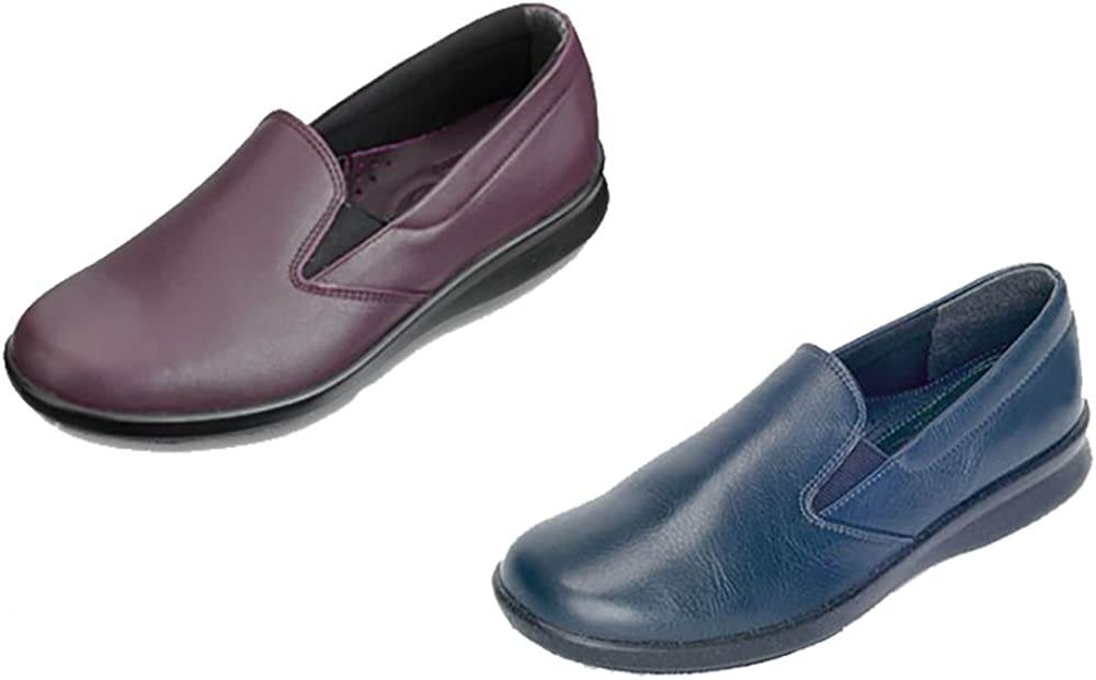 DB Womens EE Fit Shoes - Riva: Amazon