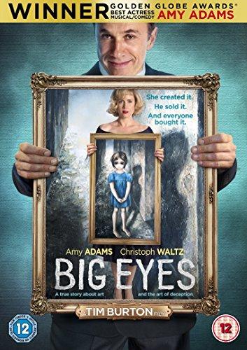 Big Eyes [DVD] [2017]