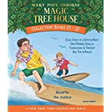 Magic Tree House Collection: Books 25-28: #25 Stage Fright on a Summer Night; #26 Good Morning, Gorillas; #27 Thanksgiving on Thursday; #28 High Tide in Hawaii by Mary Pope Osborne(2007-03-13)