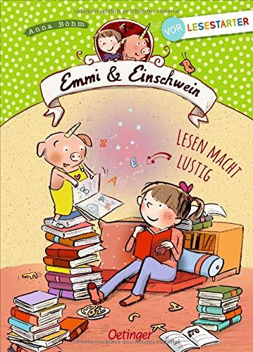 Emmi und Einschwein: Lesen macht lustig (Lesestarter)