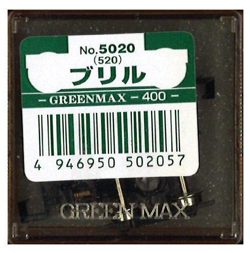 jauge de N 5020 Brill (Japon import / Le paquet et le manuel sont ?crites en japonais)