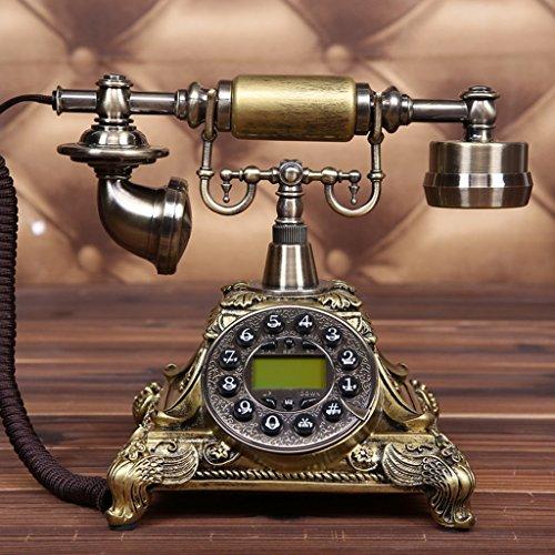 Shopping-De style européen Antique Métal Retro Fashion Creative Téléphone 117AH