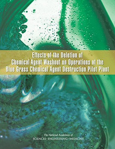 Effects of the Deletion of Chemical Agent Washout on Operations at the Blue Grass Chemical Agent Destruction Pilot Plant