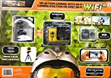Best Hd Action Cameras - ExploreOne WIFI HD Action Camera w/accessories Review