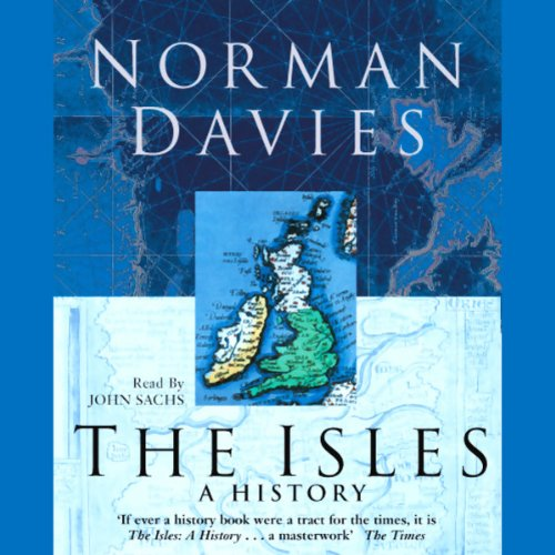 The Isles audiobook cover art
