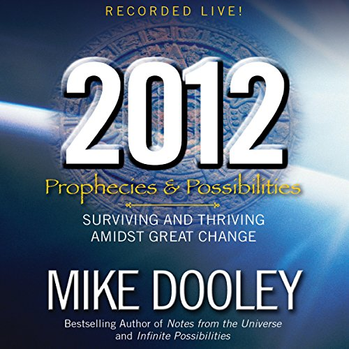 2012: Prophecies and Possibilities audiobook cover art