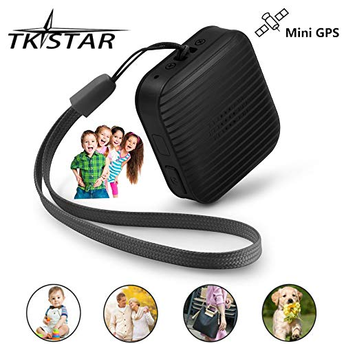 Why Should You Buy Mini GPS Tracker for Kids,MUXAN Personal GPS Tracker Real Time Tracking Device wi...