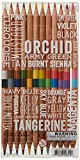 Ooly Two of a Kind Double Ended Colored Pencils - Set of 12 - 24 Colors - Includes Clear Plastic Box