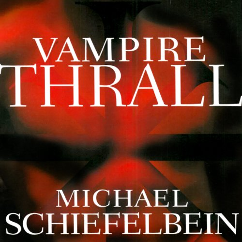 Vampire Thrall audiobook cover art