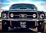 My Little Poster Plakat Ford-Mustang-Weinlese-Klassische